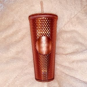 Starbucks LIMITED EDITION Rose cold cup.